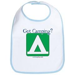 Got Camping? Bib