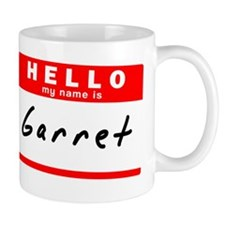 Garret Small Mug