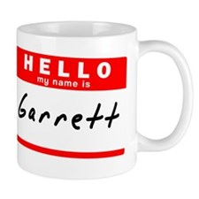 Garrett Mug