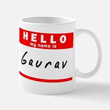 Gaurav Small Small Mug