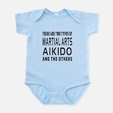 Aikido Designs Infant Bodysuit