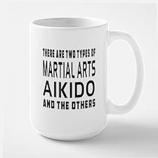Aikido Designs Large Mug