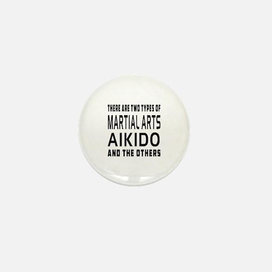 Aikido Designs Mini Button
