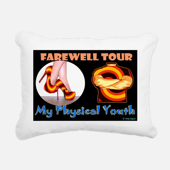 Physical Youth Rect Rectangular Canvas Pillow