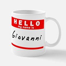 Giovanni Mug
