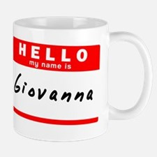 Giovanna Mug
