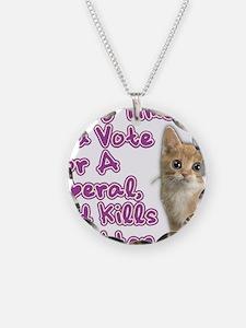 god_kills_a_kittenOL btn Necklace