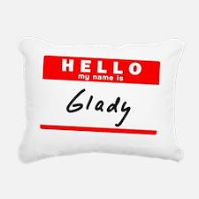 Glady Rectangular Canvas Pillow
