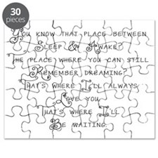 Tinker bells Confession Puzzle