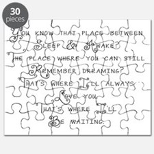 Tinker bells Confession Puzzle