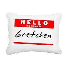 Gretchen Rectangular Canvas Pillow