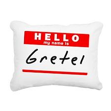 Gretel Rectangular Canvas Pillow