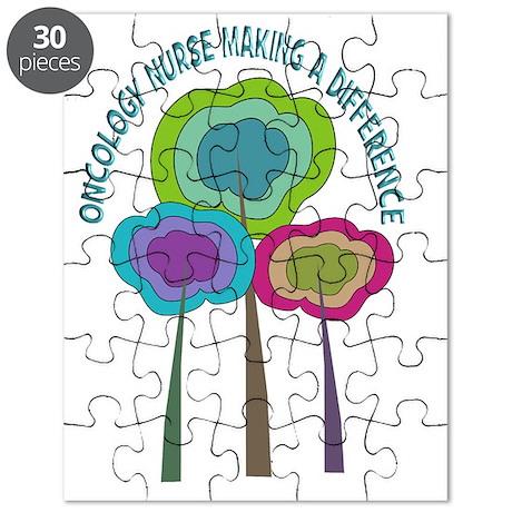 oncology nurse CP NO BACKGROUND Puzzle