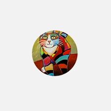 catColorsNew Mini Button