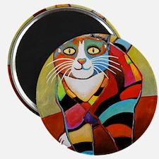 catColorsNew Magnet
