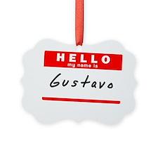 Gustavo Picture Ornament