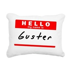 Guster Rectangular Canvas Pillow