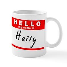 Haily Mug