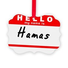 Hamas Ornament