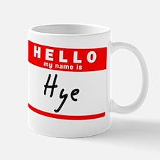 Hye Mug
