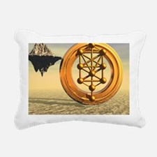 Landscape62_mousepad Rectangular Canvas Pillow