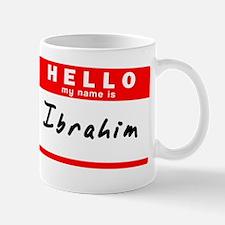 Ibrahim Mug