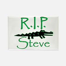 R.I.P. Steve Rectangle Magnet
