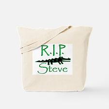 R.I.P. Steve Tote Bag