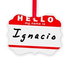 Ignacio Ornament