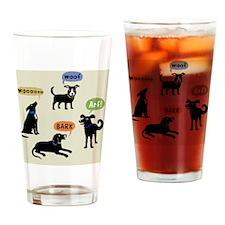 arfpillow2 Drinking Glass