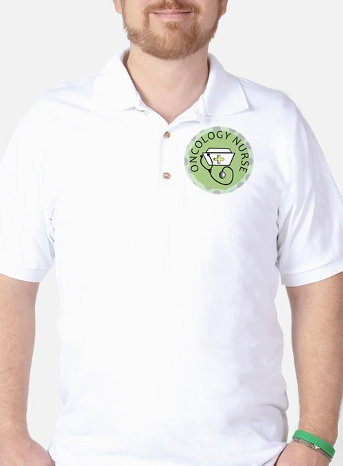 cp oncology nurse green round T-Shirt