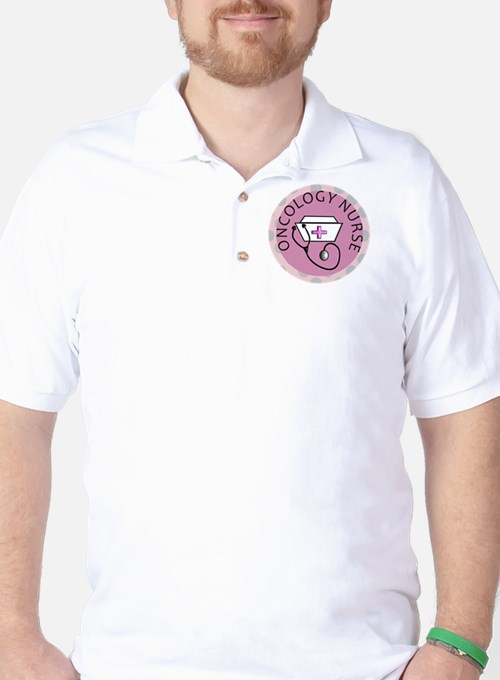 cp oncology nurse round pink T-Shirt