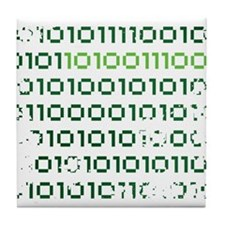 binary-1337-01c-cafepress Tile Coaster