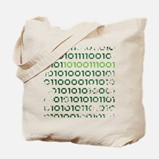 binary-1337-01c-cafepress Tote Bag