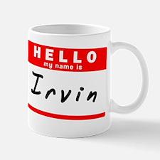 Irvin Mug