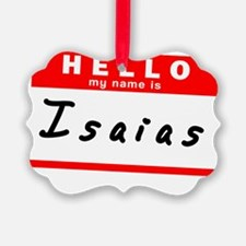 Isaias Ornament
