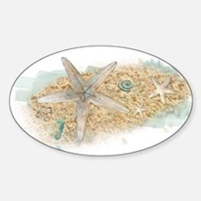Sea Treasure Decal