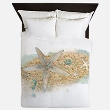 Sea Treasure Queen Duvet