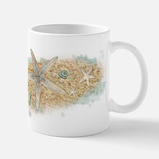 Sea Treasure Mugs