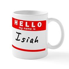 Isiah Small Mug