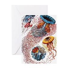 haeckeljellyfish1Original Greeting Card