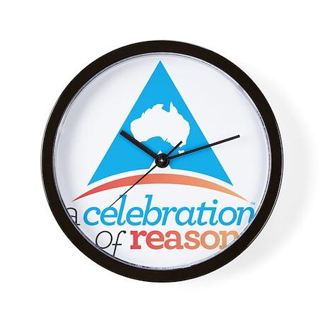 A Celebration of Reason Wall Clock