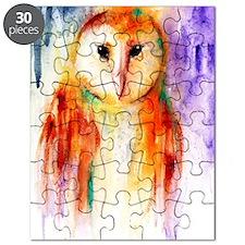 Solo Owl Puzzle