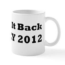 ROMNEY CHANGE IT BACK Mug