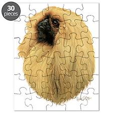 Peke Prof dark Puzzle