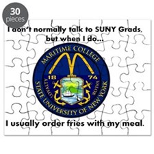 SUNY French Fries Puzzle