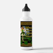 WILD-LITTLE-IRISH-COLL Water Bottle