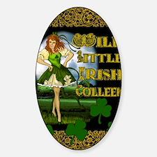 WILD-LITTLE-IRISH-COLLEEN-11x17_pri Decal