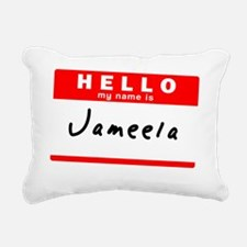 Jameela Rectangular Canvas Pillow