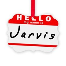 Jarvis Ornament